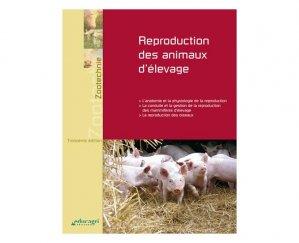 Reproduction des animaux d'élevage - educagri - 9782844449283 -