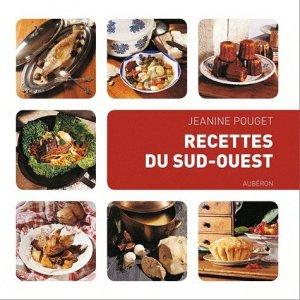 Recettes du Sud-Ouest - Aubéron - 9782844981363 -