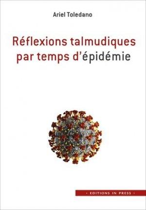 Réflexions talmudiques par temps d'épidémie - In Press - 9782848356297 -