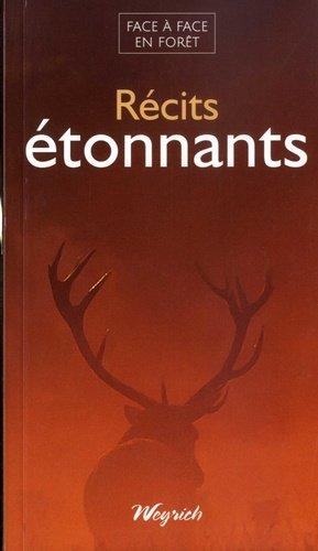 Récits étonnants - weyrich - 9782874895043 -