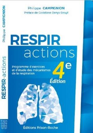Respir-actions - frison roche - 9782876716193 -