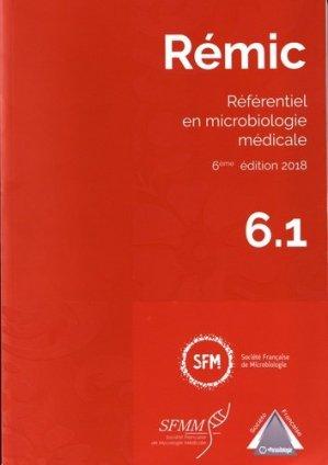 Rémic 2 volumes - societe francaise de microbiologie - 9782878050356 -