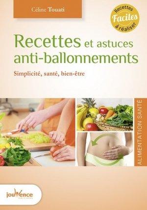 Recettes et astuces anti-ballonnements - Simplicité, santé, bien-être - jouvence - 9782889117369 -