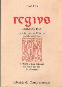 Regius - compagnonnage - 9782901362081 -