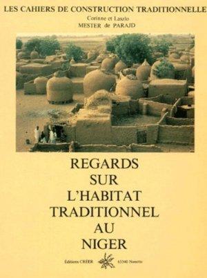 Regard sur l'habitat traditionnel au Niger - Créer - 9782902894574 - https://fr.calameo.com/read/005884018512581343cc0