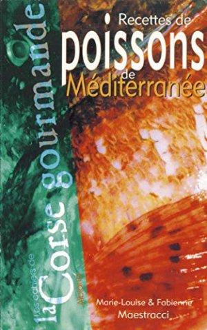 Recettes de poissons de Méditerranée - Albiana - 9782905124784 -