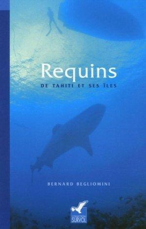 Requins de Tahiti et de ses îles - au vent des îles - 9782909790169 -