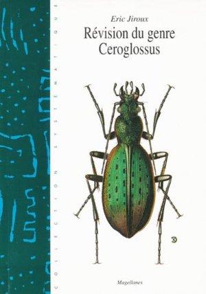 Révision du genre Ceroglossus - magellanes - 9782911545009 -