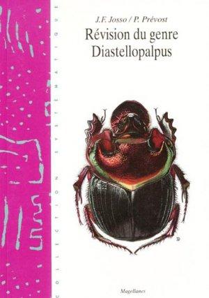 Révision du genre Diastellopalpus - magellanes - 9782911545023 -