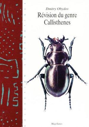 Révision du genre Callisthenes - magellanes - 9782911545184 -