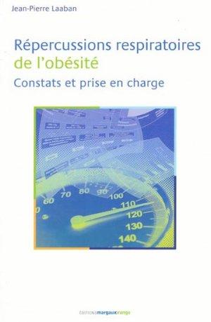 Répercussions respiratoires de l'obésité - margaux orange - 9782914206174 -