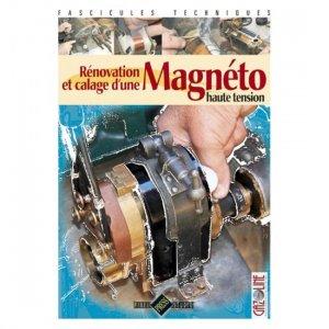 Rénovation et calage d'une magnéto haute tension - hb publications - 9782917038246 -