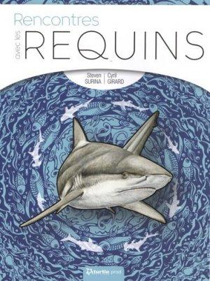 Rencontres avec les requins - turtle prod - 9782919322565 -