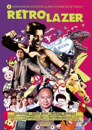 Rétro Lazer N° 5 : Godzilla, John Woo, Mortal Kombat... - Omaké Books - 9782919603794 -