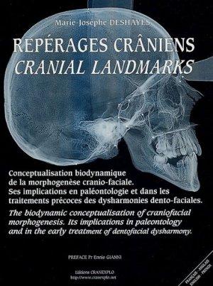 Repérages crâniens/Cranial landmarks - cranexplo - 9782951601604 -