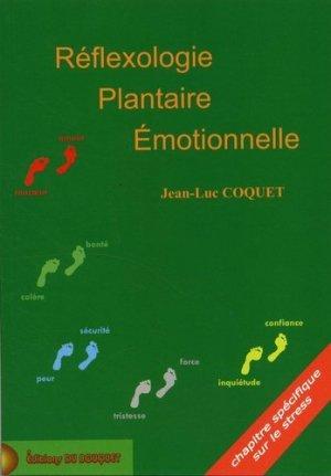 Réflexologie Plantaire Emotionnelle - du bouquet - 9782952675895 -
