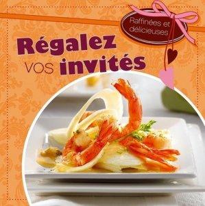 Régalez vos invités - NGV - 9783625007623 -