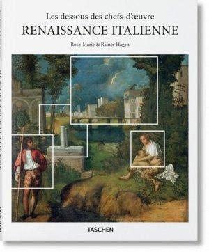 Renaissance italienne. Les dessous des chefs-d'oeuvre - Taschen - 9783836569668 -