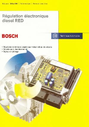 Régulation électronique diesel RED - bosch - 9783934584167 -
