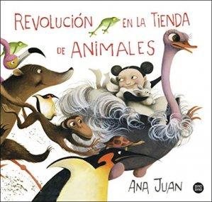 Revolucion en la tienda de animales - destino - 9788408222057 -