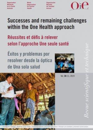 Réussites et défis à relever selon l'approche Une seule santé - oie - 9789295108813 -