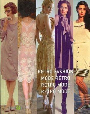 Retro Fashion - Mode rétro - booqs - 9789460650550 -