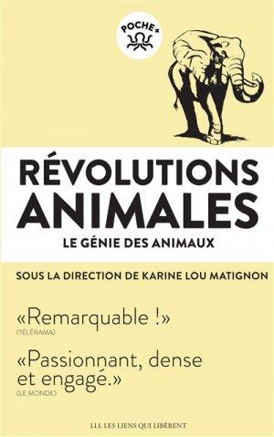 Révolutions animales - les liens qui liberent - 9791020907196 -