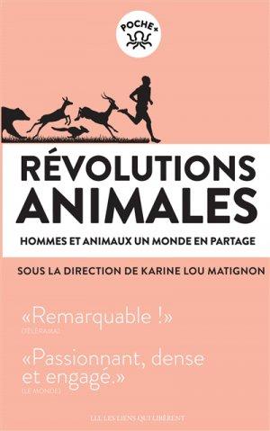Révolutions animales - les liens qui liberent - 9791020907202 -