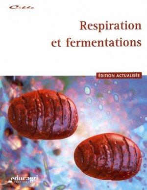 Respiration et fermentations - educagri / enesad / cnerta - 9791027500840 -