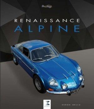 Renaissance Alpine - etai - editions techniques pour l'automobile et l'industrie - 9791028300715 -
