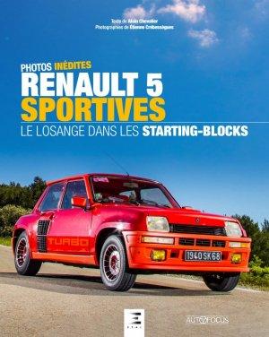 Renault 5 sportives - etai - editions techniques pour l'automobile et l'industrie - 9791028304034 -