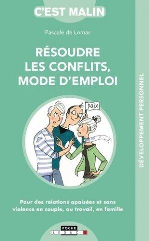 Résoudre les conflits, mode d'emploi - leduc - 9791028512484 -