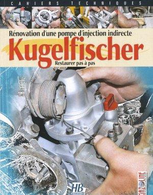 Rénovation d'une pompe d'injection indirecte - hb publications - 2301090030051