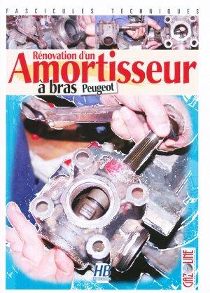 Rénovation d'un amortisseur à bras Peugeot - hb publications - 9791090030176 -