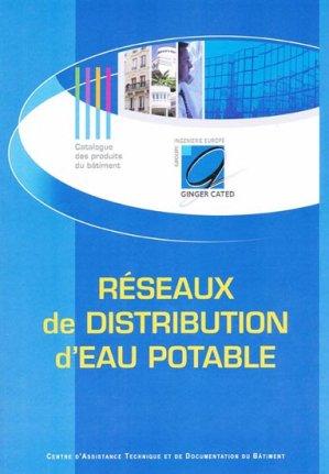 Réseaux de distribution d'eau potable - ginger cated - 9791090187108 -