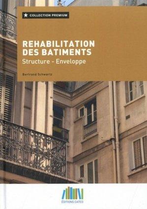 Réhabilitation des bâtiments - ginger cated - 9791090187474 -