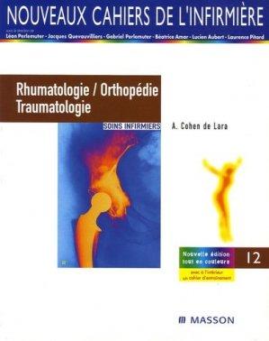 Rhumatologie / Orthopédie Traumatologie - elsevier / masson - 9782294063763 -