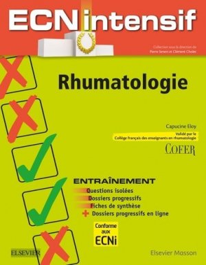 Rhumatologie - elsevier / masson - 9782294724831 -