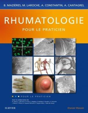 Rhumatologie pour le Praticien - elsevier / masson - 9782294748325 -