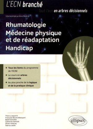 Rhumatologie - ellipses - 9782340016569 -