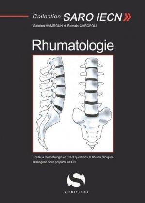 Rhumatologie - s editions - 9782356401939 - livre ecn 2020, livre ECNi 2021, collège pneumologie, ecn pilly, mikbook, majbook, unithèque ecn, college des enseignants, livre ecn sortie