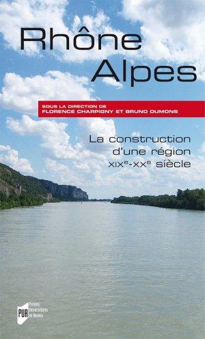 Rhône-Alpes - presses universitaires de rennes - 9782753543003 -