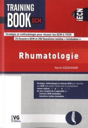 Rhumatologie - vernazobres grego - 9782818316474