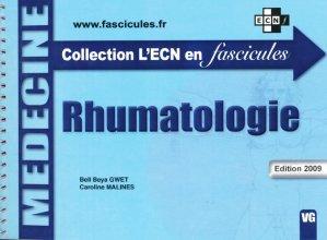 Rhumatologie - vernazobres grego - 9782841368488