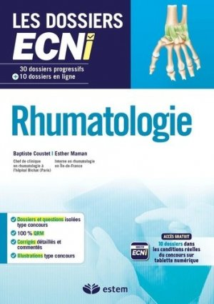 Rhumatologie - estem - 9782843718830 -