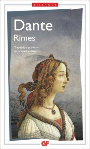 Rimes - Flammarion - 9782080238894 -