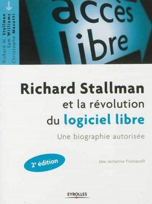 Richard Stallman et la révolution du logiciel libre - eyrolles - 9782212136357 -