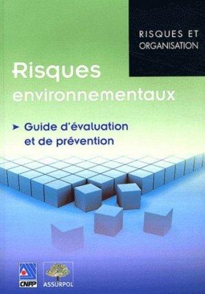 Risques environnementaux - cnpp - 9782355050756 -