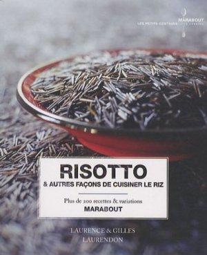 Riz et risotto - Marabout - 9782501064170 -