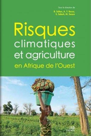 Risques climatiques et agriculture en Afrique de l'Ouest - ird - 9782709928205 -
